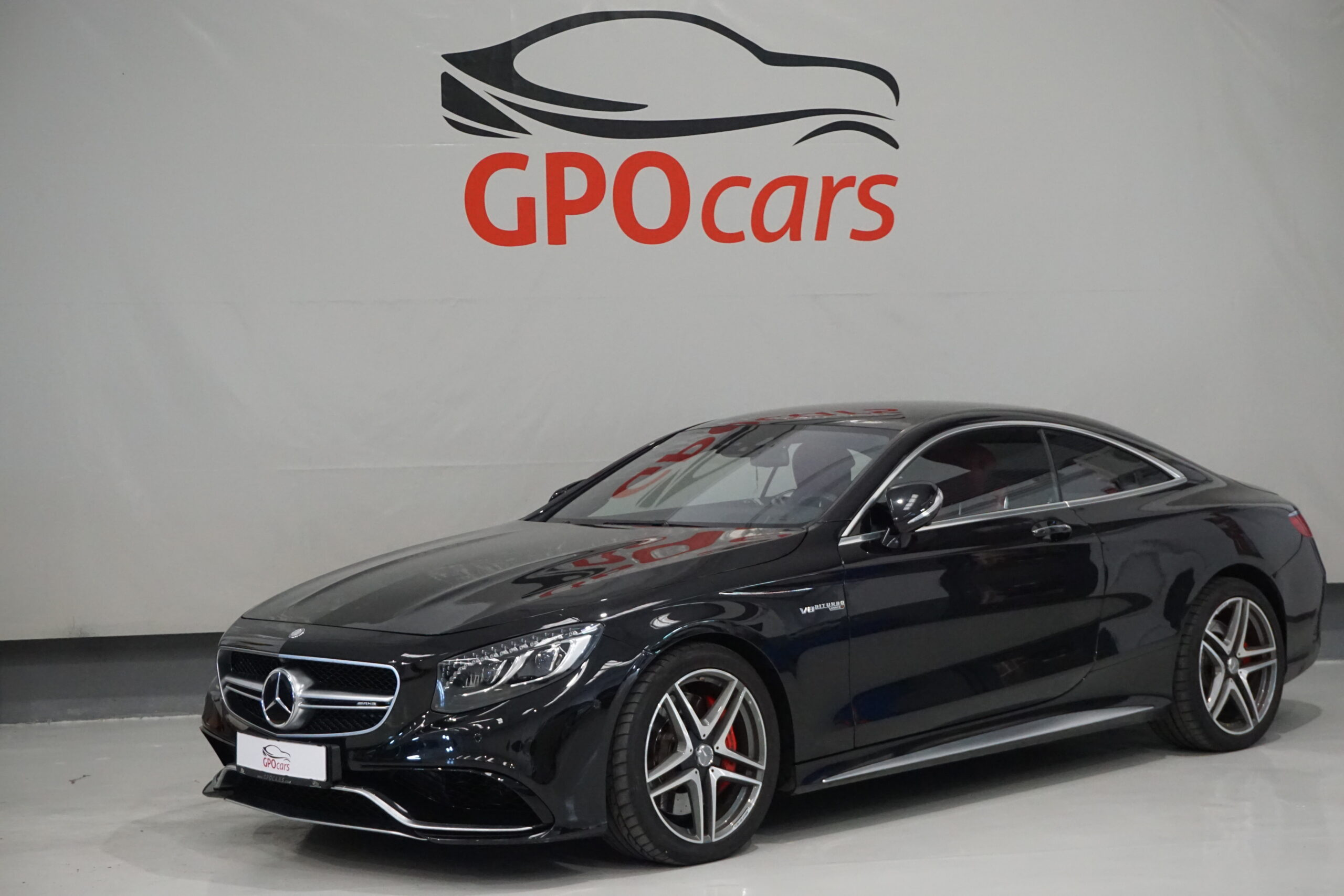 Mercedes-Benz S63 Coupe AMG V8 5.5 BiTurbo Edition 1