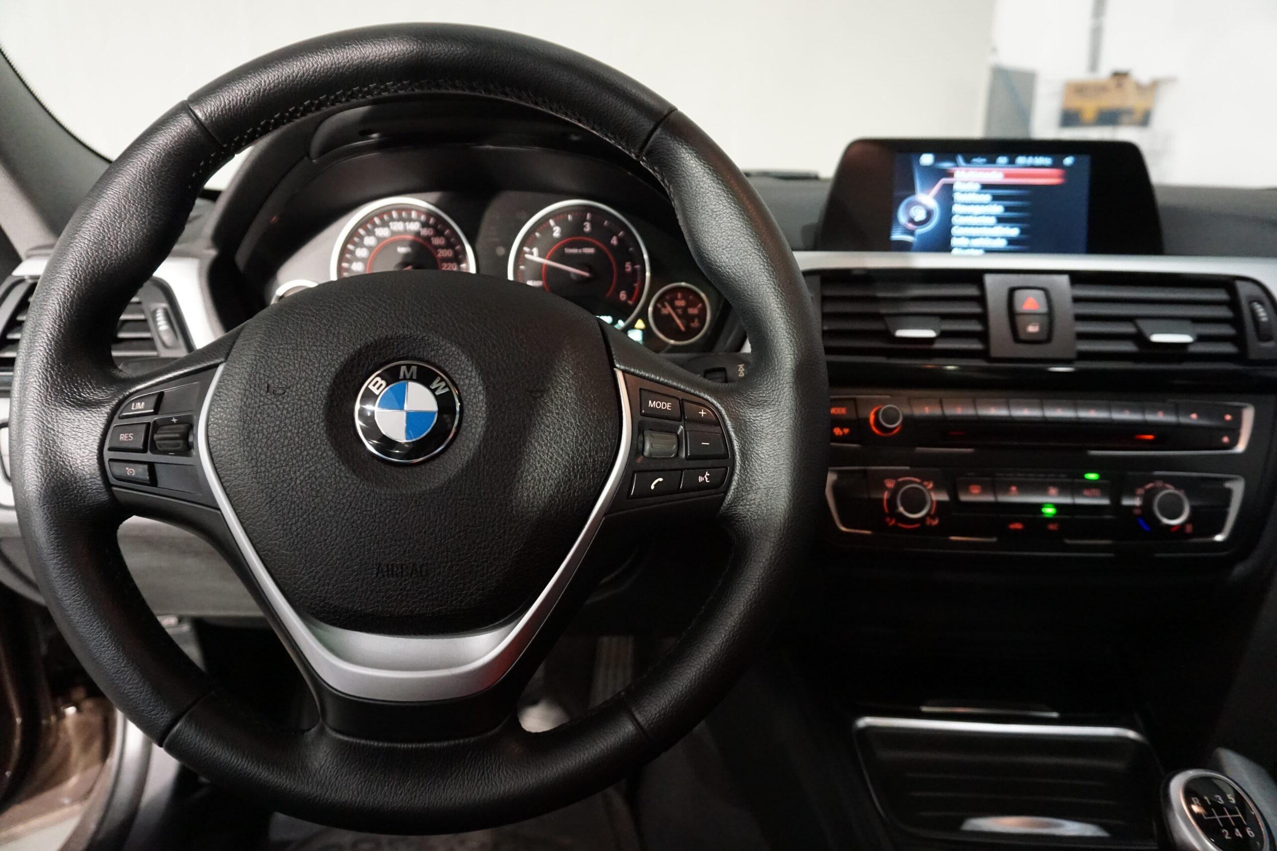BMW 320D 2.0D 163CV Luxury Sport