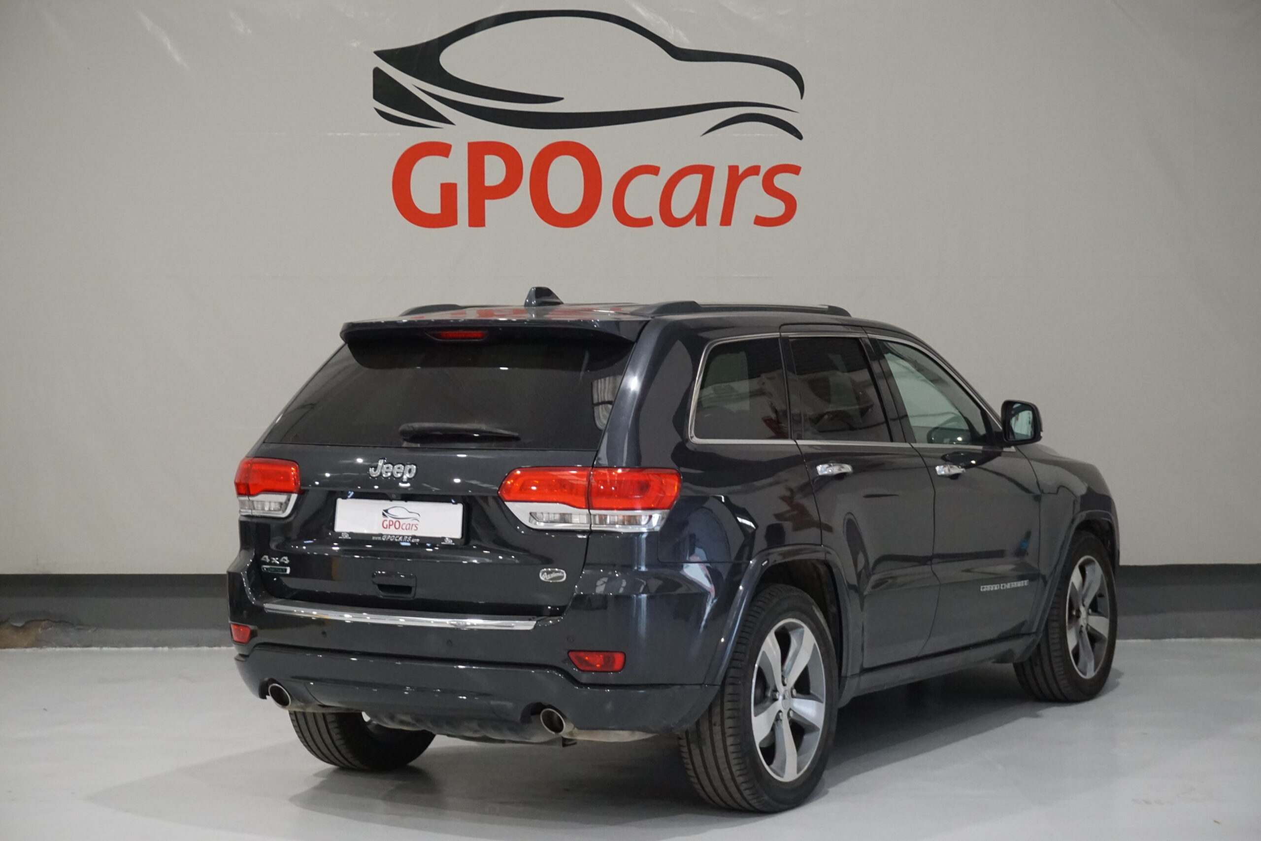 Jeep Grand Cherokee Overland 3.0D 250CV 75th Anniversary Edition