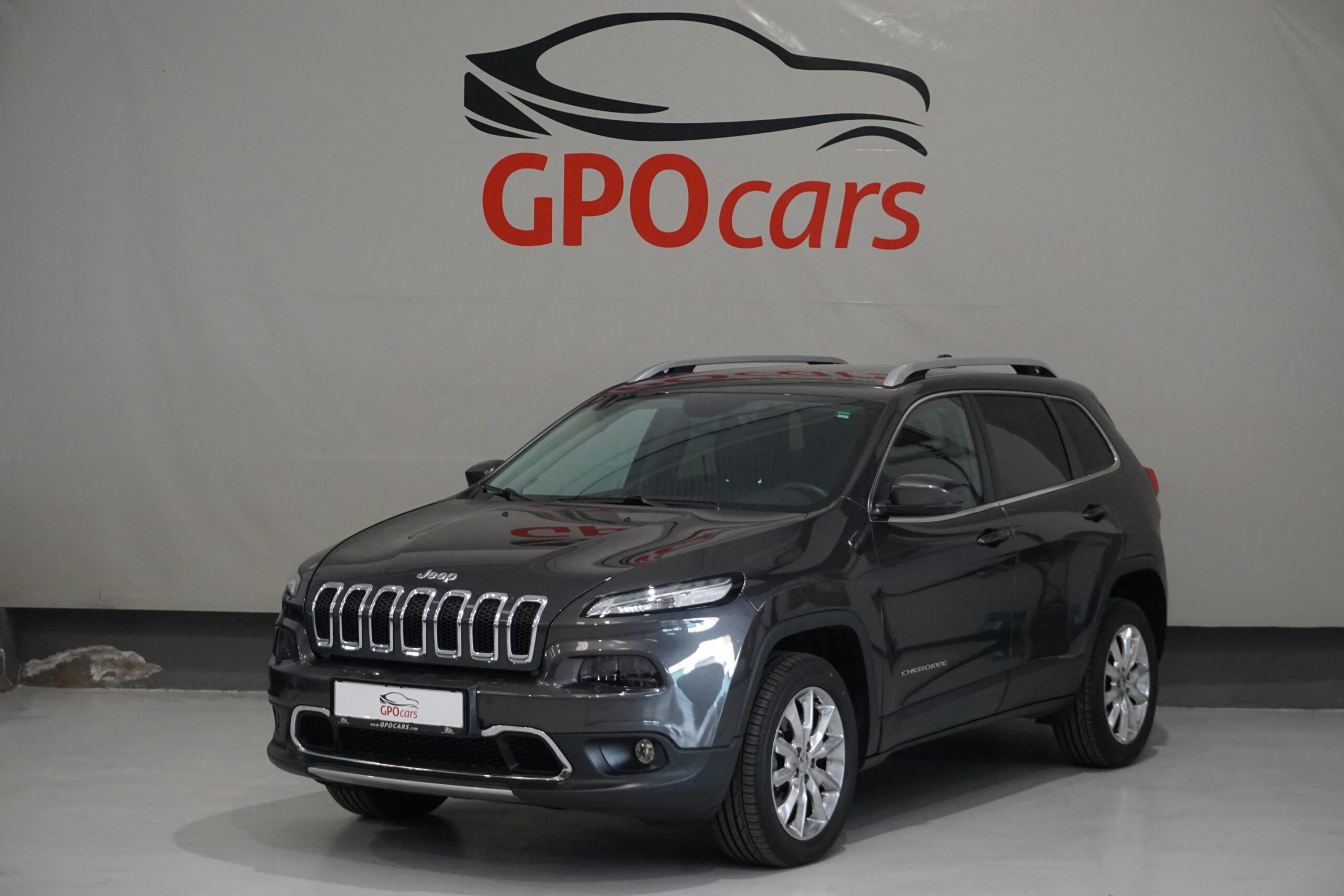 Jeep Cherokee Limited 4×4 2.2D 200CV