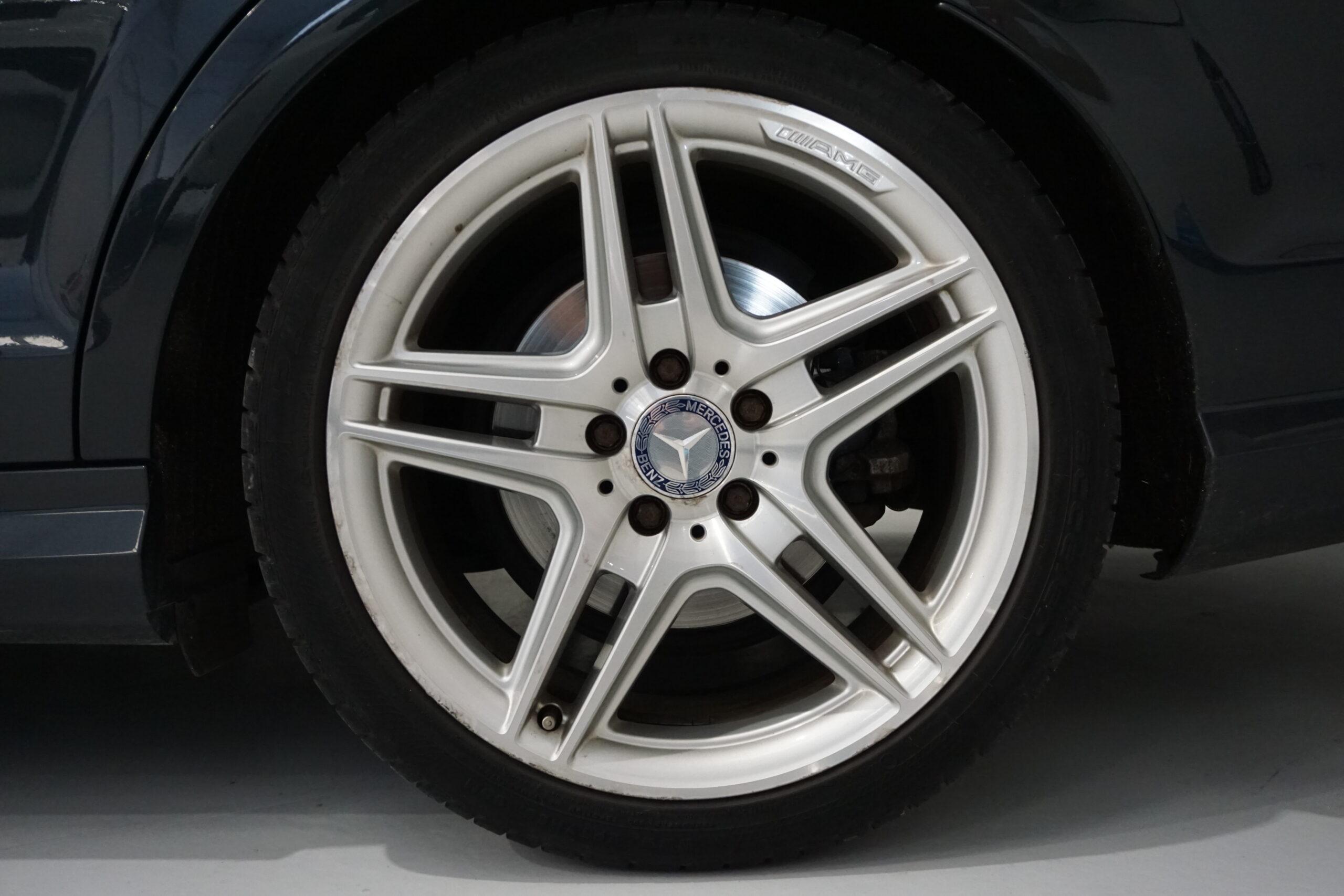 Mercedes-Benz C200CGI Estate AMG-Line 1.8T 184CV