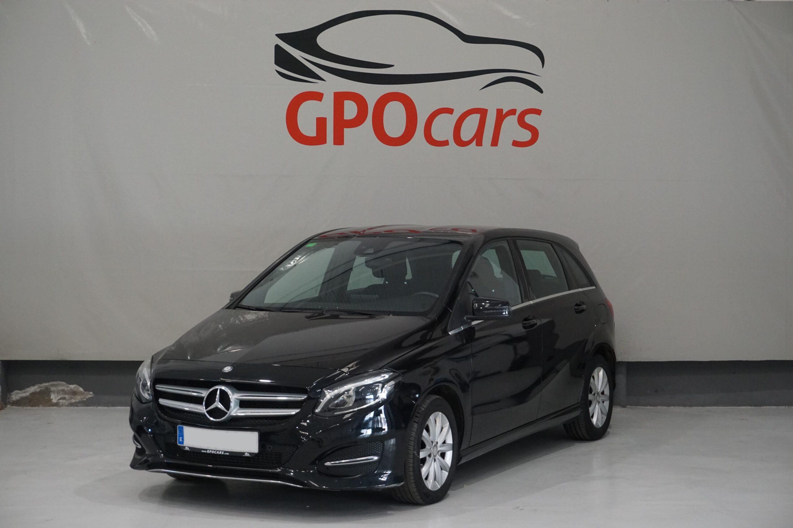Mercedes-Benz B180CDI 1.5D 110CV