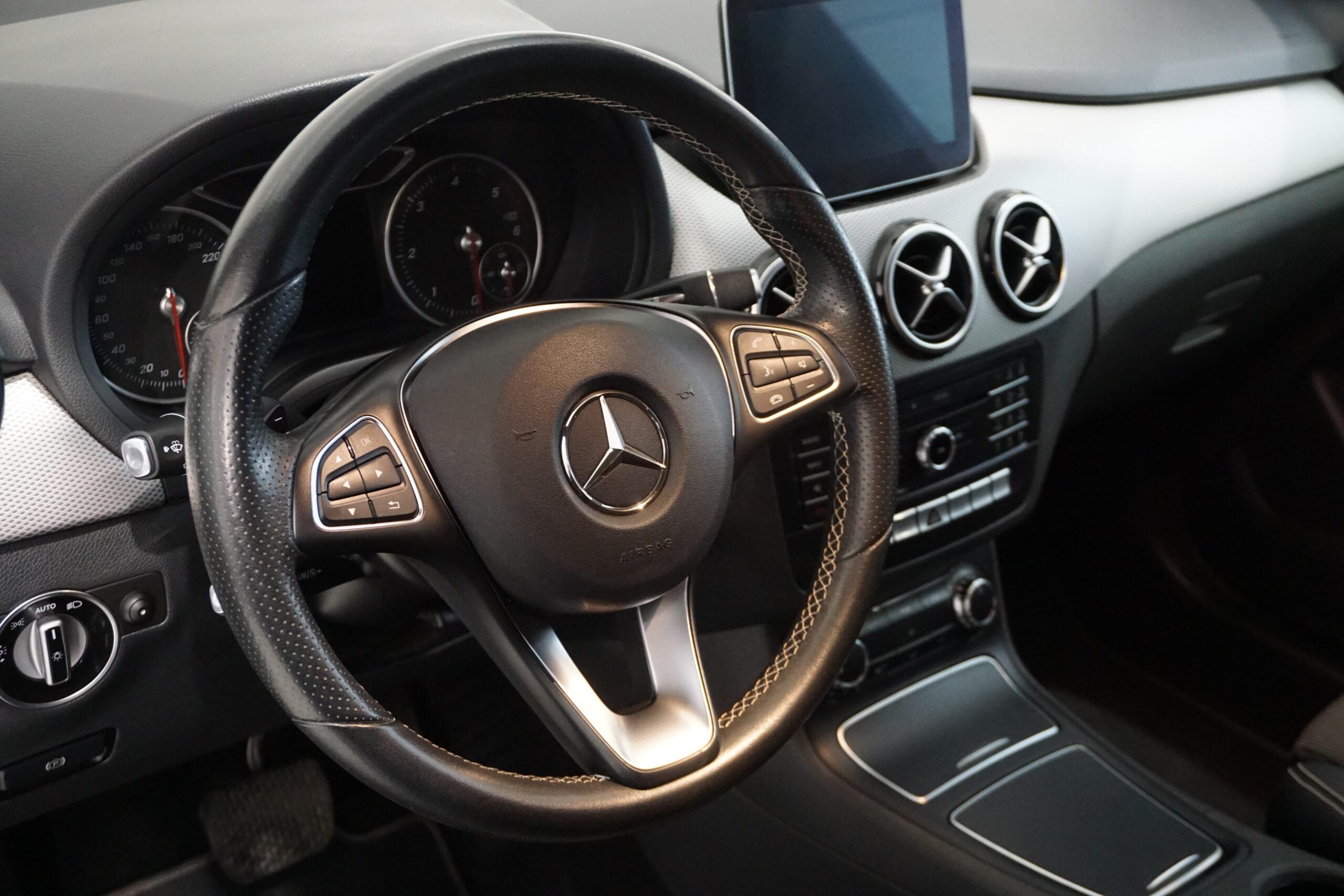 Mercedes B200d 2.2D 136CV Sport